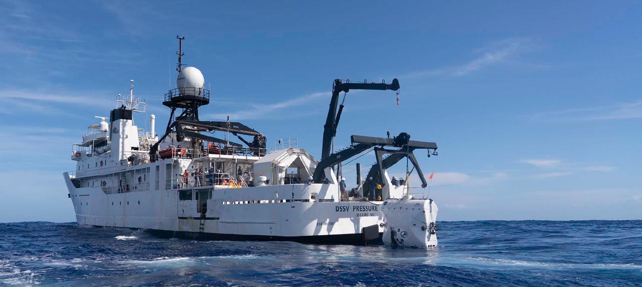 Caladan Oceanic's Hadal Exploration System for Sale
